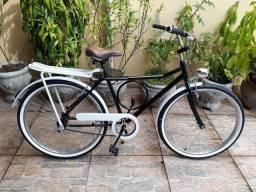 Bicicleta Barra Circular Restaurada