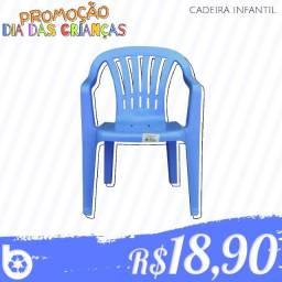 Cadeira Infantil - Promoção Dia das Crianças