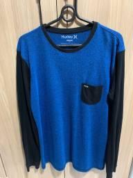 Blusa de frio hurley original - tam (m)