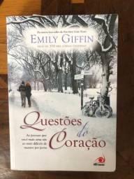 Livro- Questões do Coração - Emily Giffin