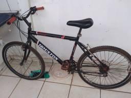 Vendo essa Bicicleta aro 26   150 reais preço a negócia