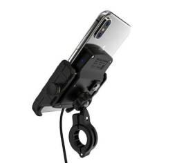 Suporte carregador sem fio Samsung para moto
