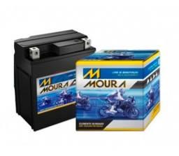 Bateria Moto Moura Gel Ma5d 5ah Original Honda Titan150/125 Fan Biz Cg Bros