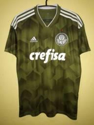 Camisa do Palmeiras 2018 Adidas Tamanho M