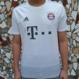 Camisa II Bayern de Munique 19/20 Branca
