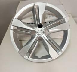 """Calotas (Jogo) Para Roda de Ferro Aro 16"""" Modelo Kicks Nissan - Original"""