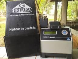 Verificador de umidade de grãos