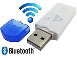 Adaptador Bluetooth USB para Som Automotivo