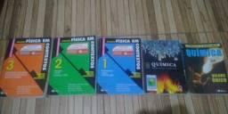 Livros de Física e química