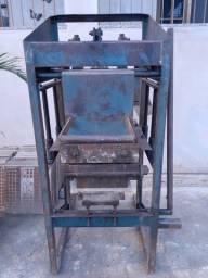 Máquina de 3 BLOCOS MANUAL