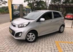 Kia Motors / Picanto EX 1.0 Flex Mec. / 2014