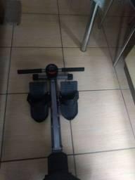 Aparelho Remo simulador Basic Fitness R$450