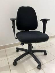 Cadeira escritório executiva/diretor giratória (encosto alto)