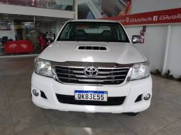 TOYOTA/HILUX 3.0 SRV 4X4 CD 16V TURBO INTERCOOLER 2015