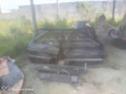 Portas e tampa da mala Verona 95