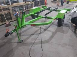 Carretinha para Jet Ski, Lançamento no Brasil
