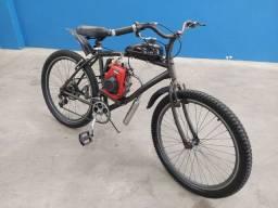 Bike motorizada 4 tempos 50cc
