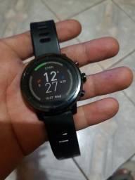 Smartwatch Xiaomi Stratos bem conservado