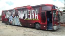 Ônibus Scania ANO 94 Motor 2002