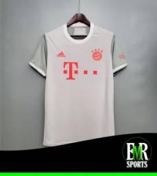 Camisa Adidas Bayern Away 2020