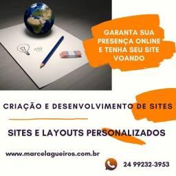 Criação de Sites - Webdesign