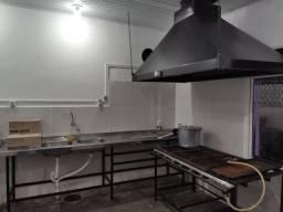 Cozinha Industrial + 2 vagas estacionamento