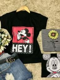 Blusinhas T.shirts