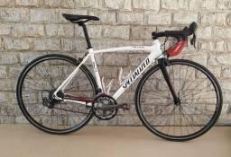 Speed Specialized Allez Sport 20v Garfo Carbono 52cm - Aceito troca por TT 54