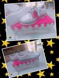 Sapato da marca Molekinha