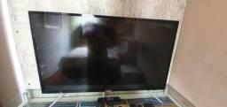 Smart Tv Philips 50 polegadas modelo 50PUG6102/78 Quebrada, para retirada de peças.