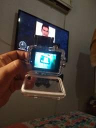 Câmera 4k zera