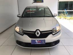 Renault Logan 1.6 Expression 2015 Completo