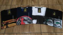 Camiseta Reserva Nova (Tamanho M, G e GG)