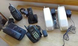 Telefones sem fio - para conserto