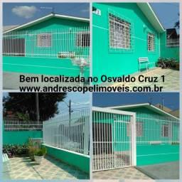 Ótima Casa 160m² 3 Quartos bem localizada no CIC Conj. Osvaldo Cruz 1