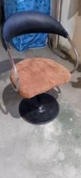 Cadeira de cabeleiro/barbeiro