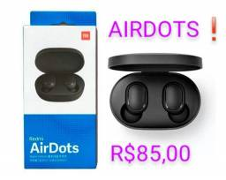 Fone Redmi Airdots Bluetooth