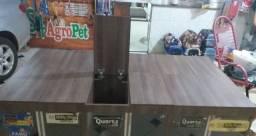 Balcão Ração Pet shop