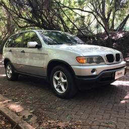 X5 2001/2002 3.0 4X4 24V GASOLINA 4P AUTOMÁTICO