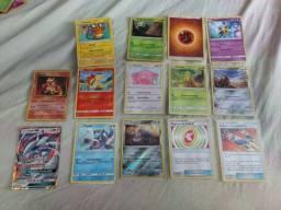 Lote 36 Cartas de Pokémon
