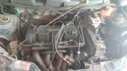 Peças do motor Ford  Zetec Rocam 1.0