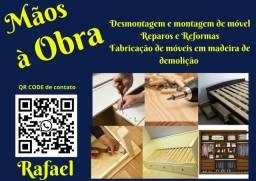 Desmontagem & Montagem de móveis
