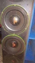 Vêndo ou troco alto falante Triton 2700
