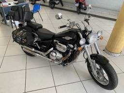 Suzuki 800 Marauder Preta