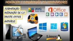 Informática Formatação 50,00