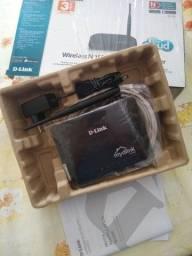 Roteador D-Link Cloud Router N 150Mbps - DIR-900L