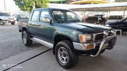 Hilux 2000 2.8 Diesel 4x4 Completo de Tudo #Extra Muito Novo Carro Impecável