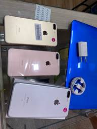 iPhone 7 Plus 128gb no plástico garantia loja física