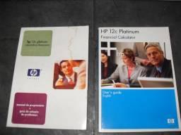 Manual Calculadora HP Manual Calculadora HP-Inglês e Português