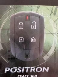 Título do anúncio: Vendo 02 controles de alarme Positron
